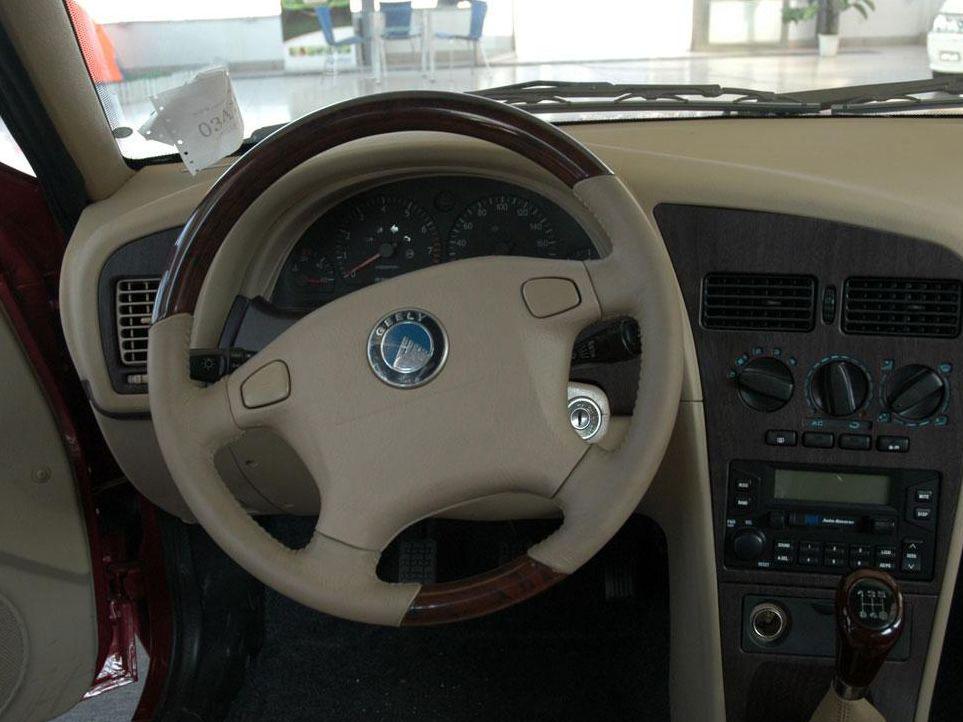 【吉利汽车图片资料】吉利汽车 2006款 美日之星 1.3
