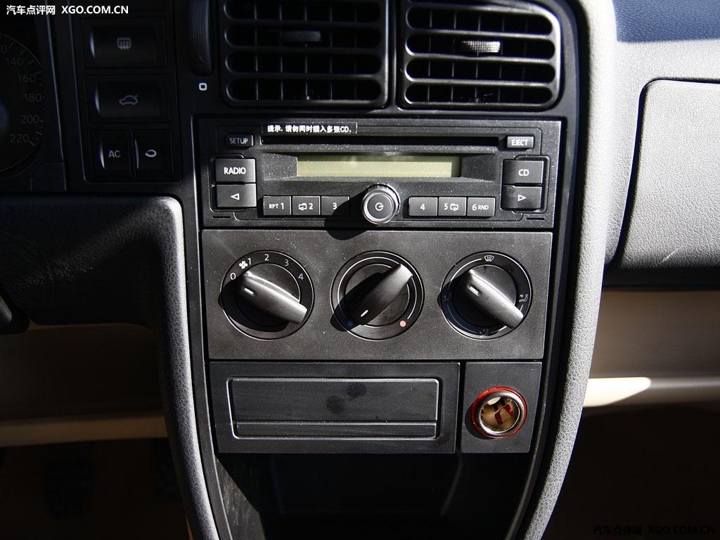 【大众汽车图酷】一汽-大众 2010款 捷达 1.6 前卫盘