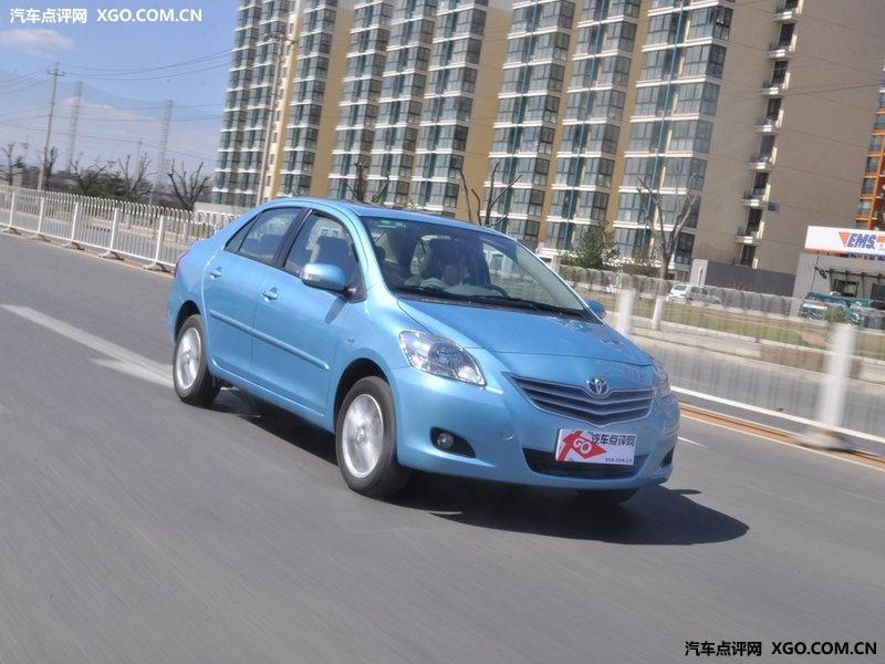 【丰田汽车图片下载】一汽丰田 2010款 威驰 1.6 glx