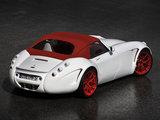 2012款 威兹曼Roadster MF5