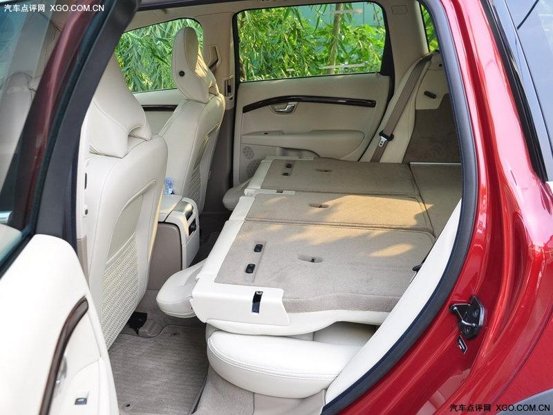 沃尔沃 沃尔沃xc70 3.0t 低配型车厢座椅3163010高清图片