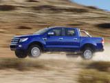 2012款 福特 Ranger 基本型