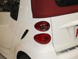 2013款 smart fortwo 1.0T 敞篷激情版
