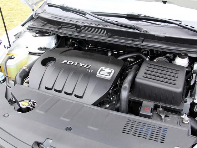 众泰Z500更名Z560 2017年第一季度上市