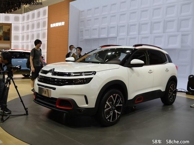 东风雪铁龙天逸上市价格表 车型 售价(万元) 天逸 c5 aircross 350