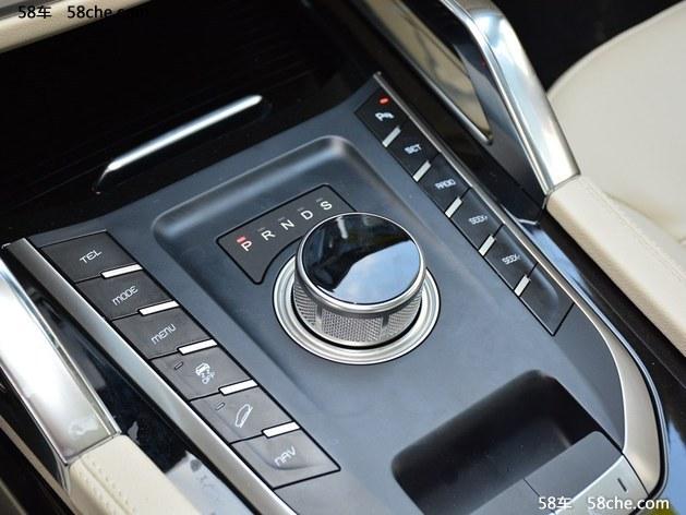 众泰T700 2.0T车型配8AT 12月正式上市