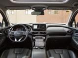 2019款 第四代胜达 380 TGDi TOP 4WD 8AT 旗舰HTRAC国VI